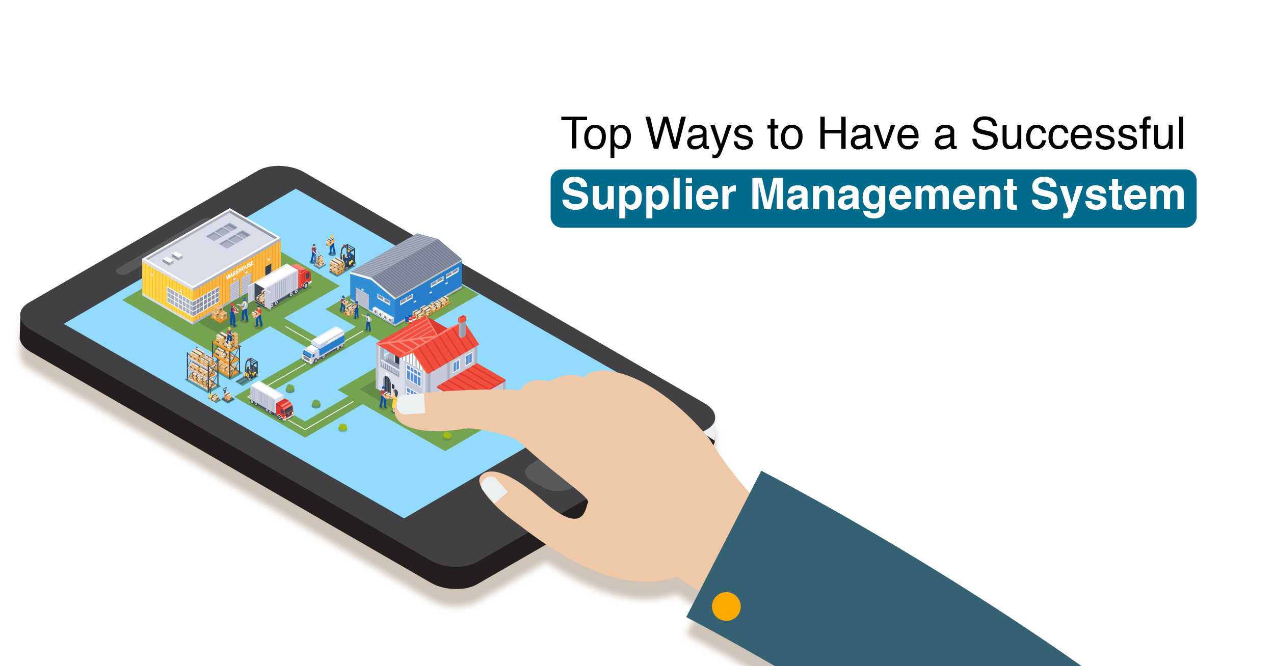 supplier-management-software
